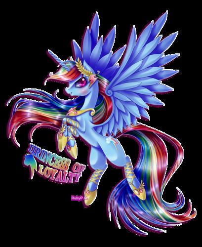 My Little Pony Friendship Is Magic Fan Art Princess Of Loyalty My Little Pony Pictures Little Pony Mlp My Little Pony