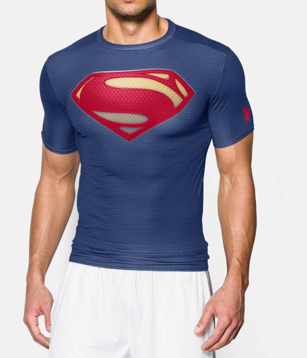 Under Armour Alter Ego #Superman compression t-shirt