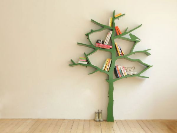 Bookshelf Bucherregal Baum Kreative Bucherregale Bucherregal Bucherregal Design