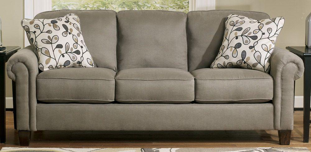 Gusti Dusk Sofa By Ashley Furniture Furniture Pinterest Novi Michigan