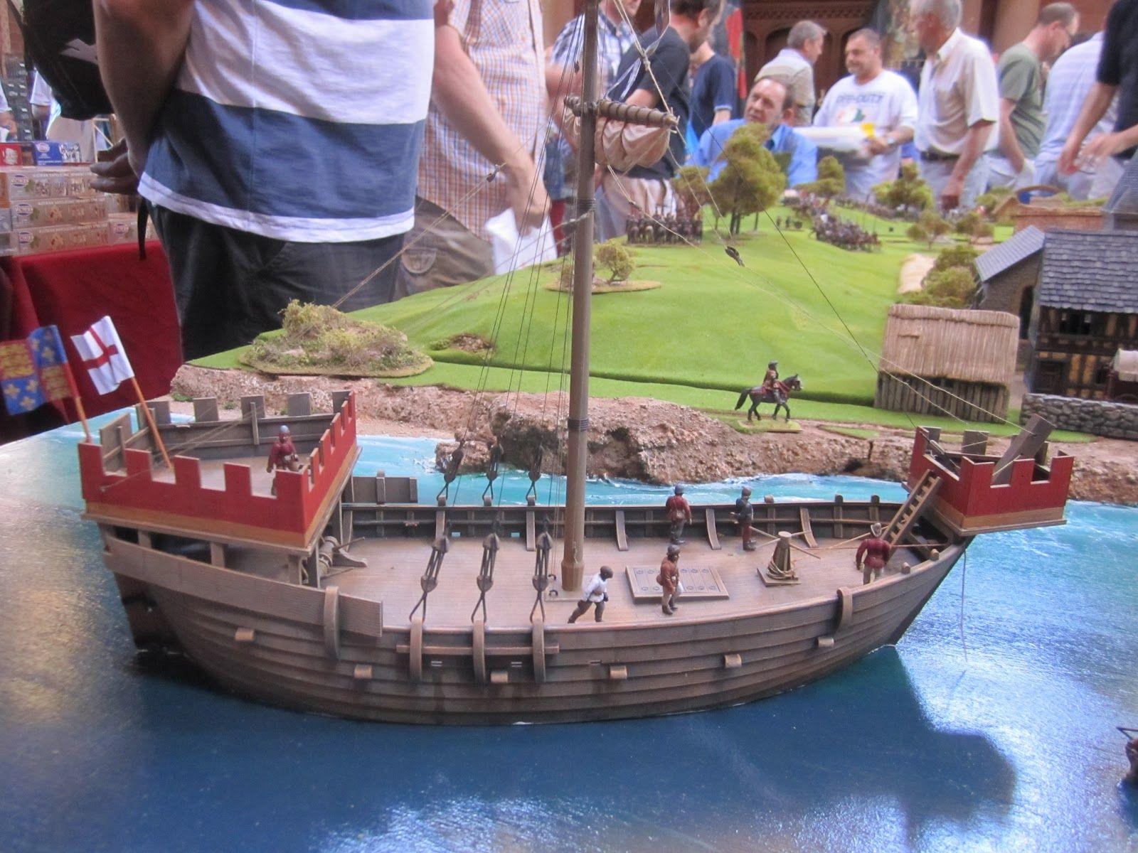 medieval ship wargaming - Google Search | War gaming terrain