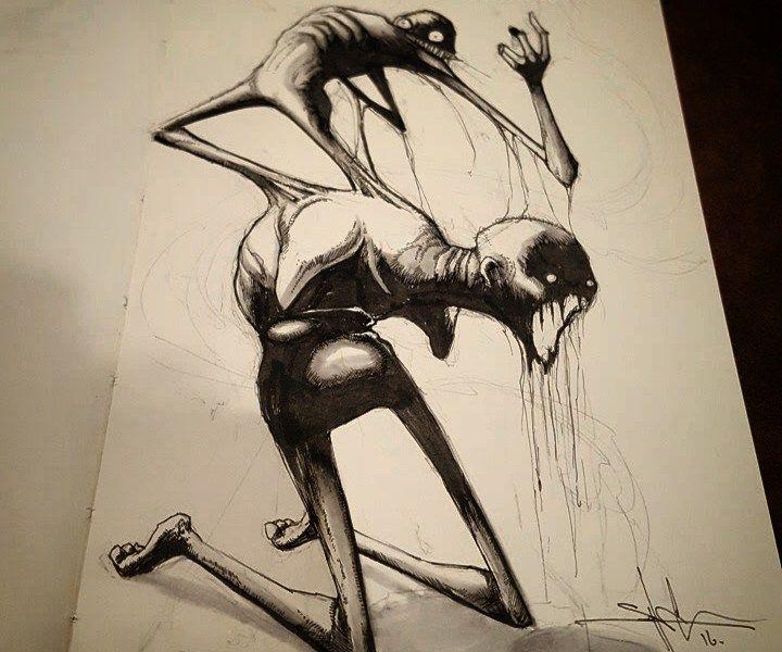 As principais doenças mentais ilustradas.