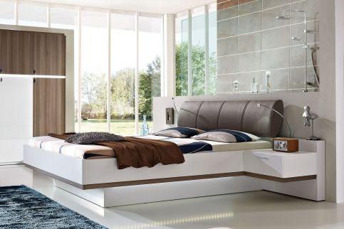 Bett Skyline in verschiedenen Größen von Nolte Delbrück Design