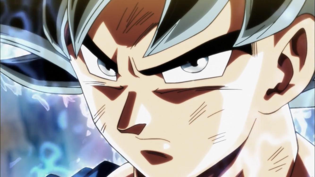 Goku Limit Breaker Ultra Instinct Goku Vs Jiren Dragon Ball Dragon Anime