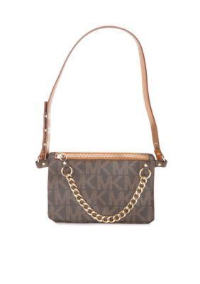 Michael Kors Women s Belt Bag With Pull Chain - - No Size fd6d38b9533d7