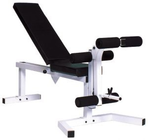 York Pro Series 210 With 205 Fi Bench Plus 202 Leg Curl Attachment In 2020 Adjustable Bench Press Leg Curl Bench Press