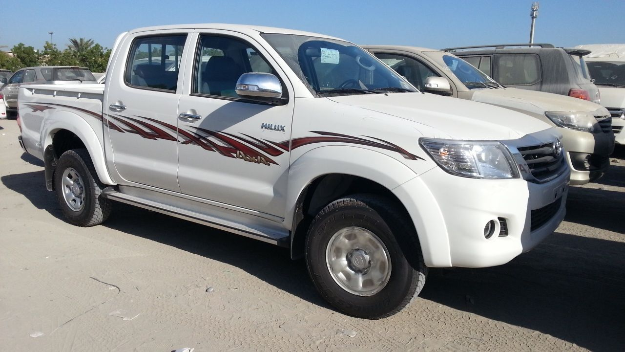 Imperial Motors Is Leading Dealer Of Brand New Toyota Hilux In Dubai Toyota Hilux Is The Most Reliable Commercial Veh Commercial Vehicle Toyota Hilux Vehicles