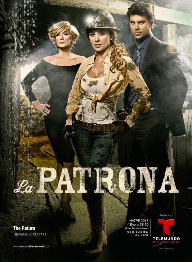 La Patrona Telenovelas Latino Actors Telemundo