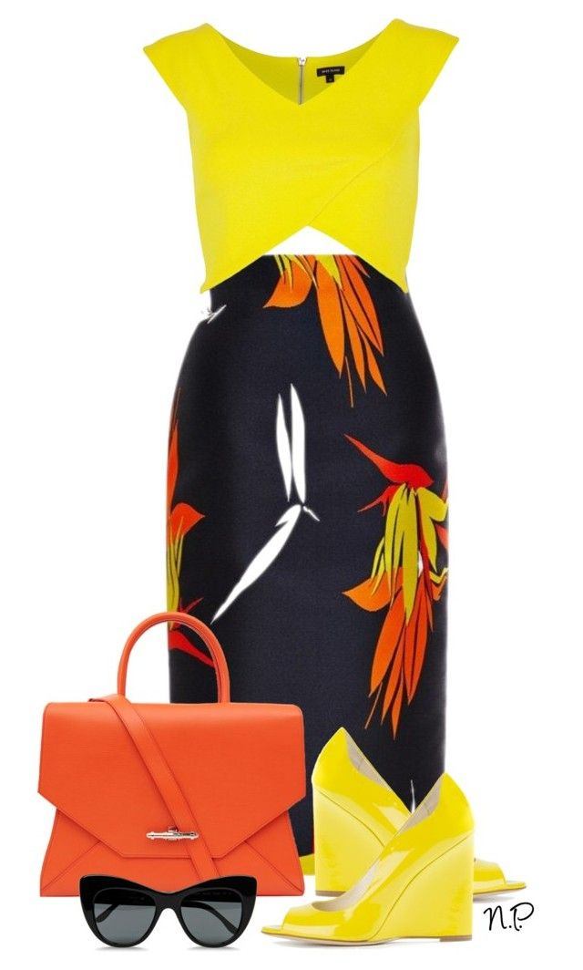 """""""Colors"""" by nuria-pellisa-salvado ❤ liked on Polyvore featuring Marni, Givenchy, Brian Atwood, STELLA McCARTNEY, River Island, summeroutfit and polyvoreeditorial"""
