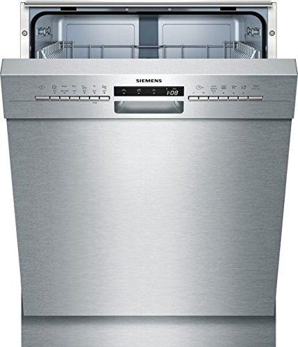 Siemens iQ300 SN436S04AE Unterbaugeschirrspüler / A++ / 2