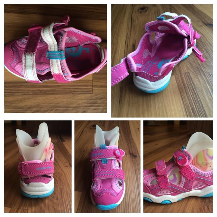 AFO Friendly Summer Sandal find from a fellow mom