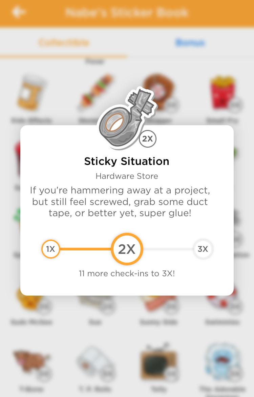 New Swarm Sticker Sticky Situation Sticky Stickers Super Glue