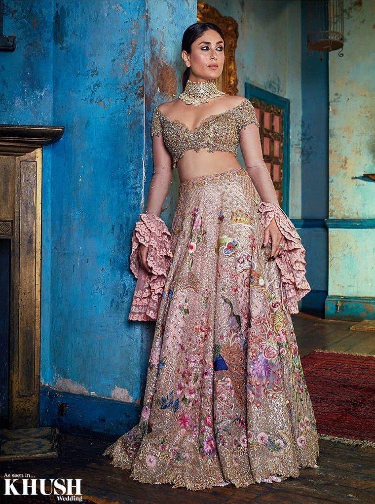 10 Best Kareena Kapoor Wedding lehenga Collections 2019 ...