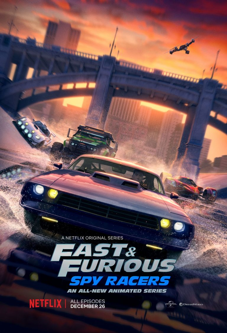 Fast & Furious Spy Racers To Debut On Netflix December 26