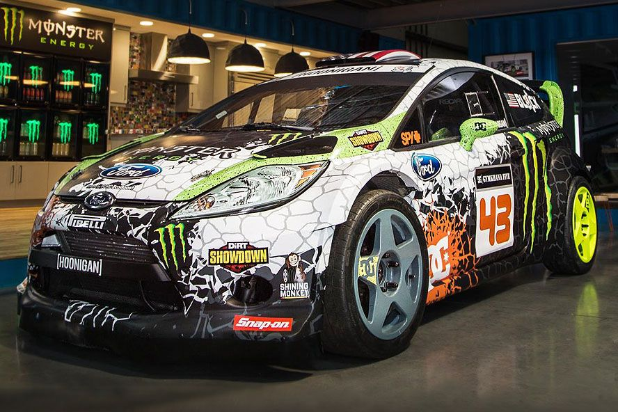 HFHV-GYM5 | FIESTA RS ST WRC RALLY | Pinterest | Fiestas and Rally
