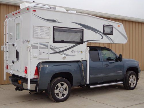 The Liberty Hardwall Camper From Northstar Camper S Features