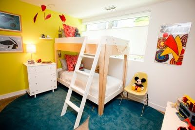Is It Weird That I Think It S So Cute For Kids To Share Rooms