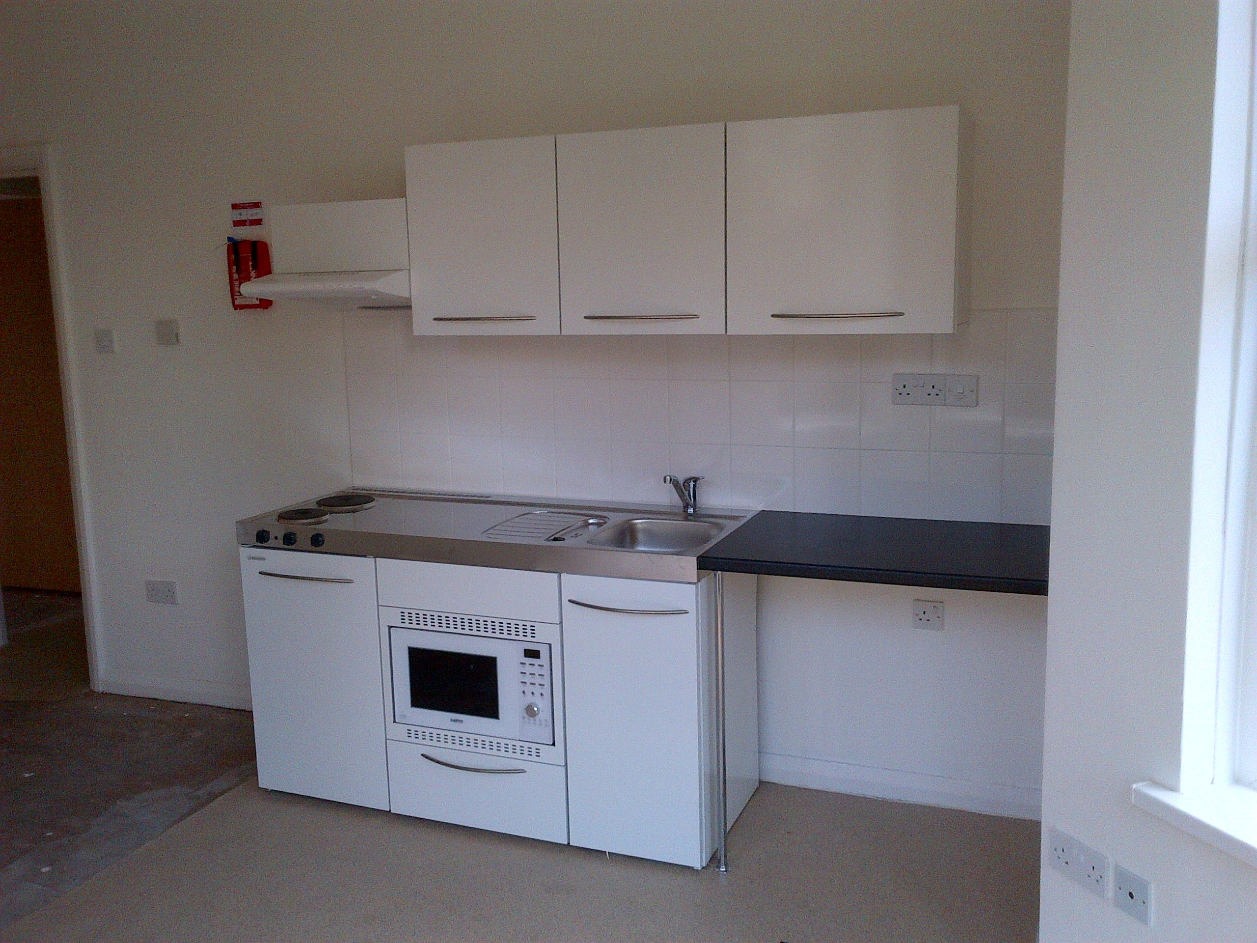Studio Flat Luton Elfin Kitchens