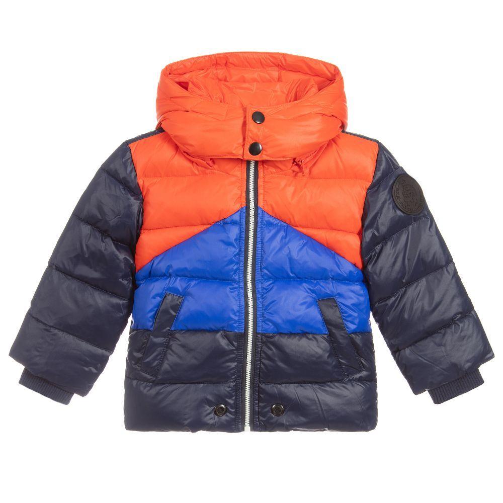 Brand Blue Stylish Tops Classic Denim Coat Design [ 1000 x 1000 Pixel ]