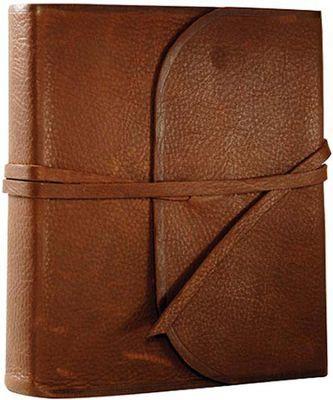 Brown leather journal bible ESV  http://www.christianbook.com/esv-journaling-natural-leather-brown-strap/9781581349658/pd/49655?dv=t&en=google-pla&event=SHOP&kw=bibles-60-80&p=1179710&kw=&mt=&dv=t&event=PPCSRC&p=1018818&gclid=Cj0KEQjw_YKtBRC7zZjFp8bF_foBEiQAfyigc2w9GZzT2pym7gKQaZIhidaQDSfPTVIzRg304KWOkE4aAtXk8P8HAQ