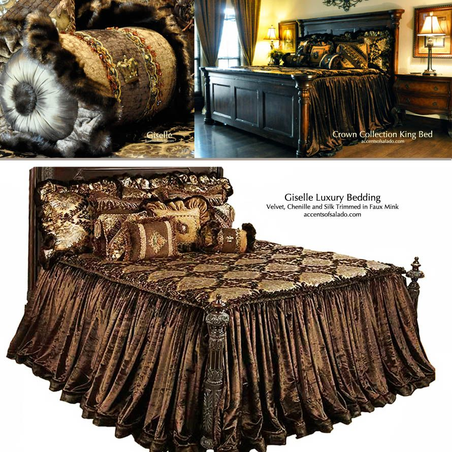 Tuscan Bedroom Furniture: The Artistically Designed Tuscan Bedroom Is The Ideal