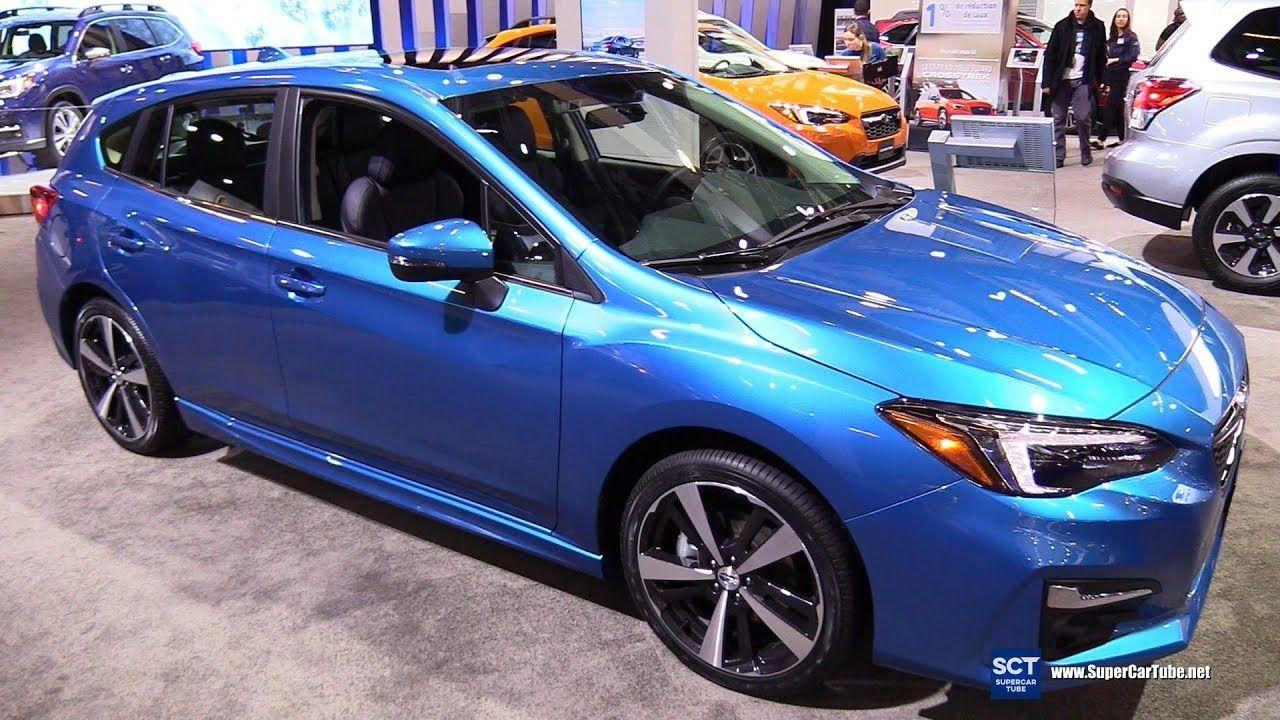 2018 Subaru Impreza Exterior and Interior Walkaround