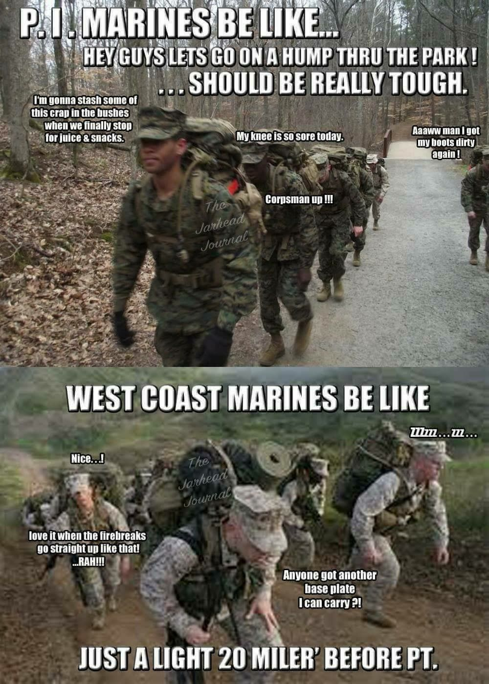 Pin by Brian Daniels on USMC Marines funny, Marine corps