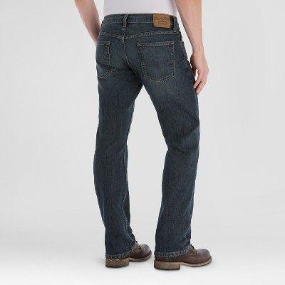 Denizen from Levi's Men's Straight Fit Jeans 218 Sierra