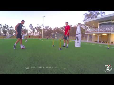 FULL training session | Head coach Lee Joner Jones & Jordy Bazz