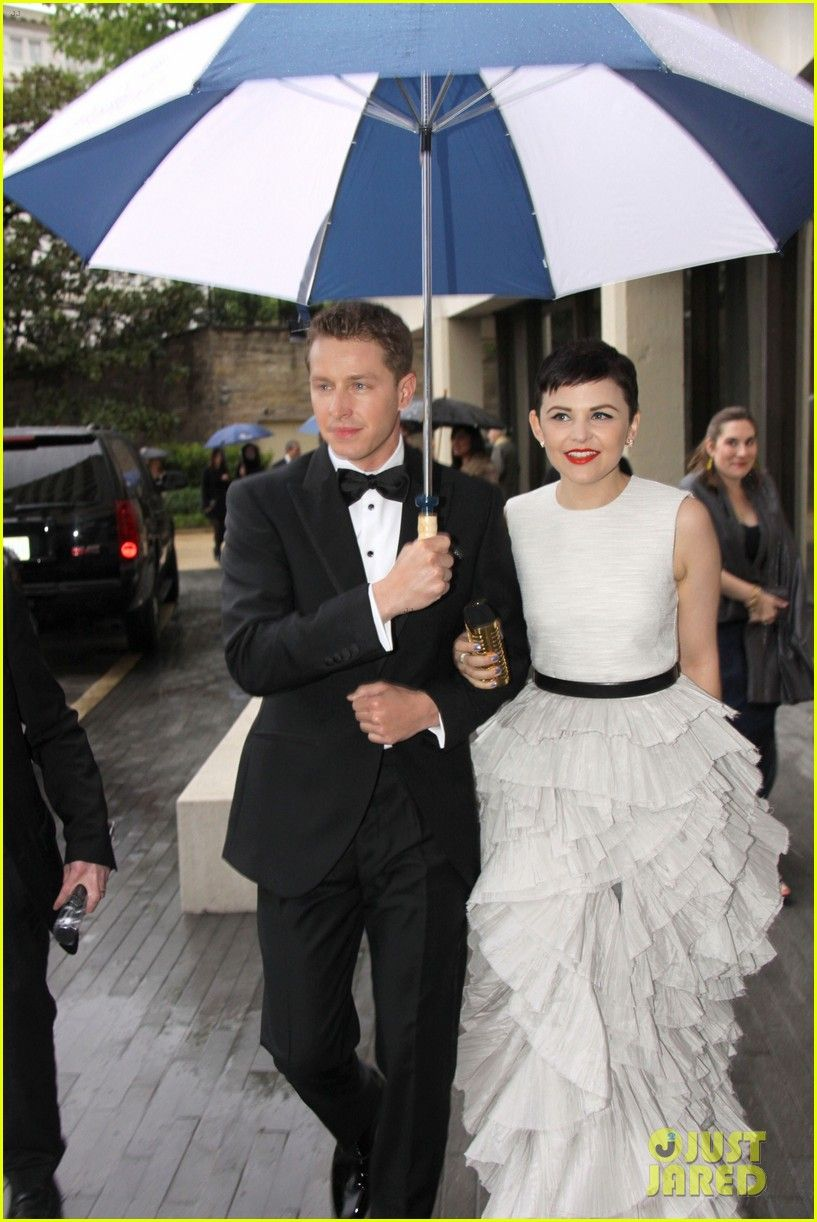Claire Danes Ginnifer Goodwin White House Correspondents Dinner