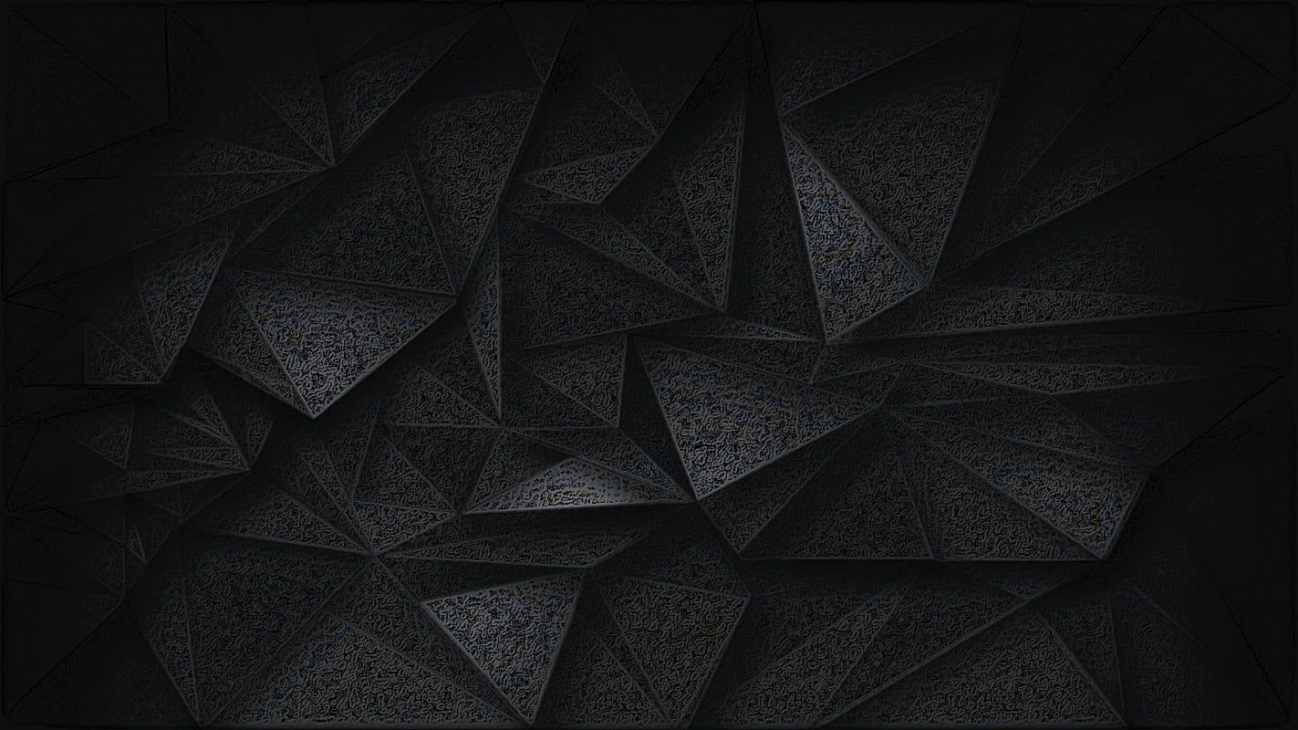gray digital wallpaper abstract geometry 720P