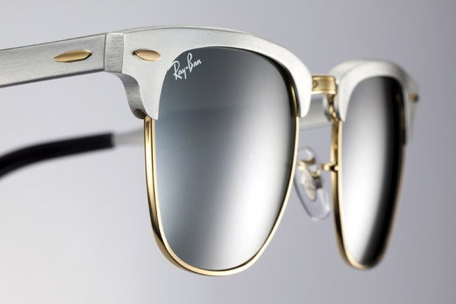 #RayBan Clubmaster never hide
