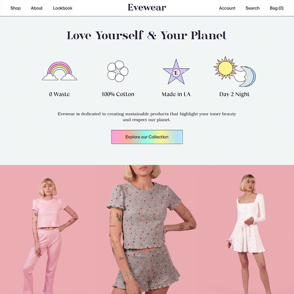 Evewear Typewolf In 2020 Website Layout Inspiration The Dreamers Typography Inspiration