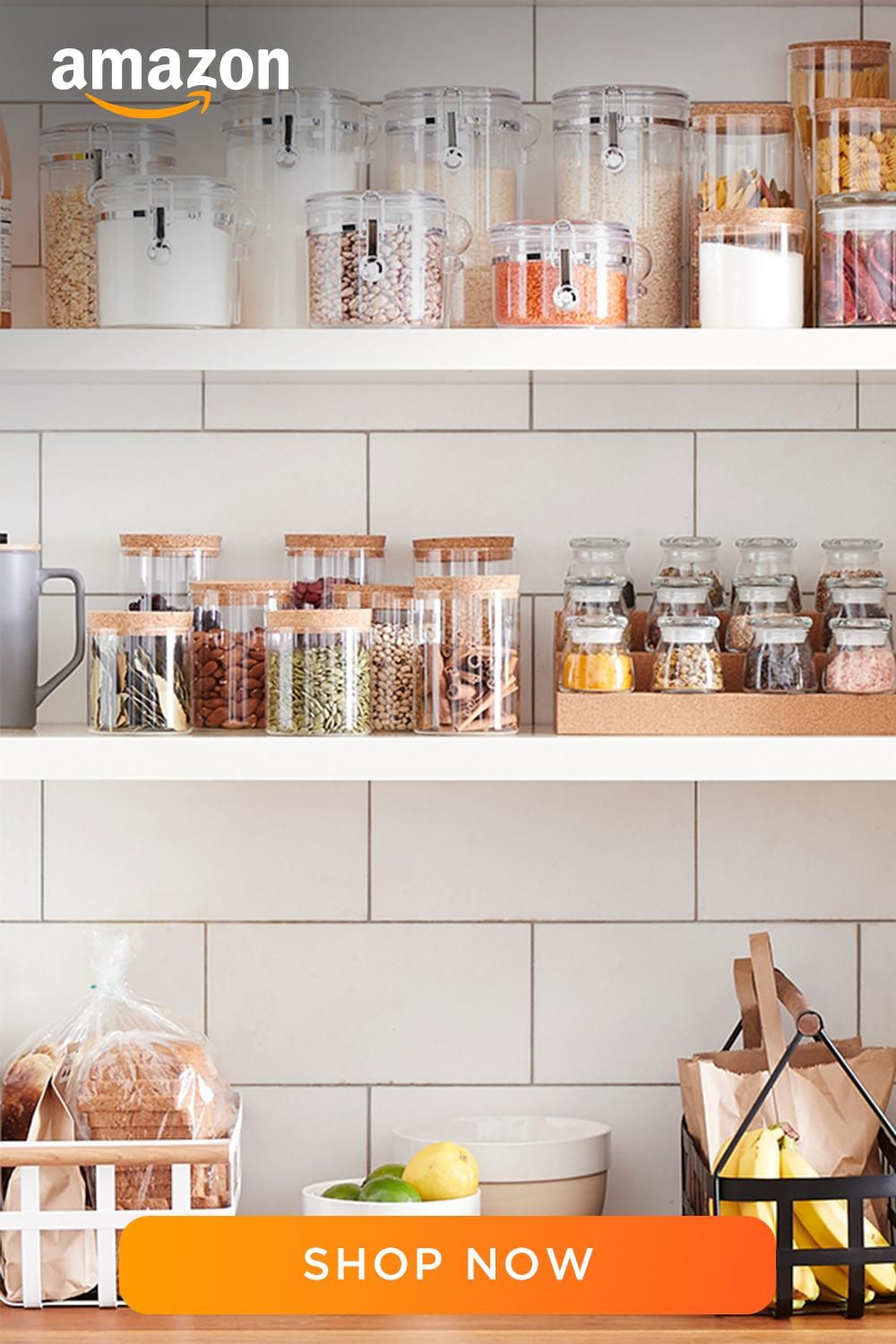 Shop A Wide Selection Of Products For The Kitchen And Pantry On Amazon Com In 2020 Home Decor Quotes Home Kitchens Kitchen Organization Pantry