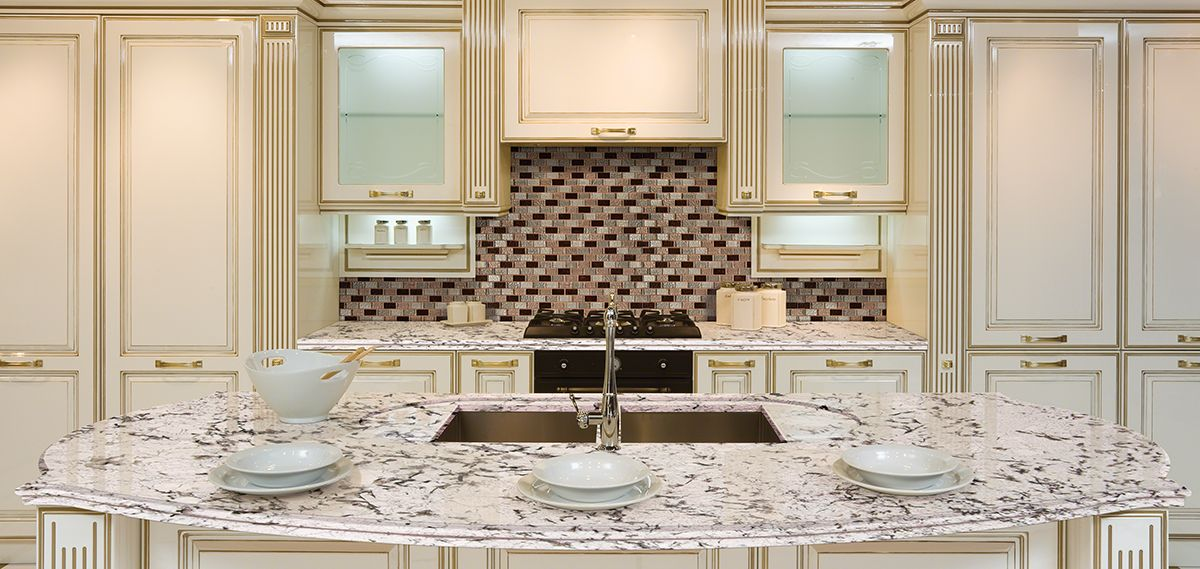 Mystic Spring Can Be My New Granite Counters For Kitchen