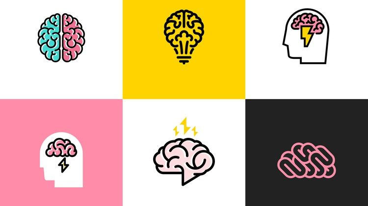 What You Need To Know About Stress And The Brain Brain Logo