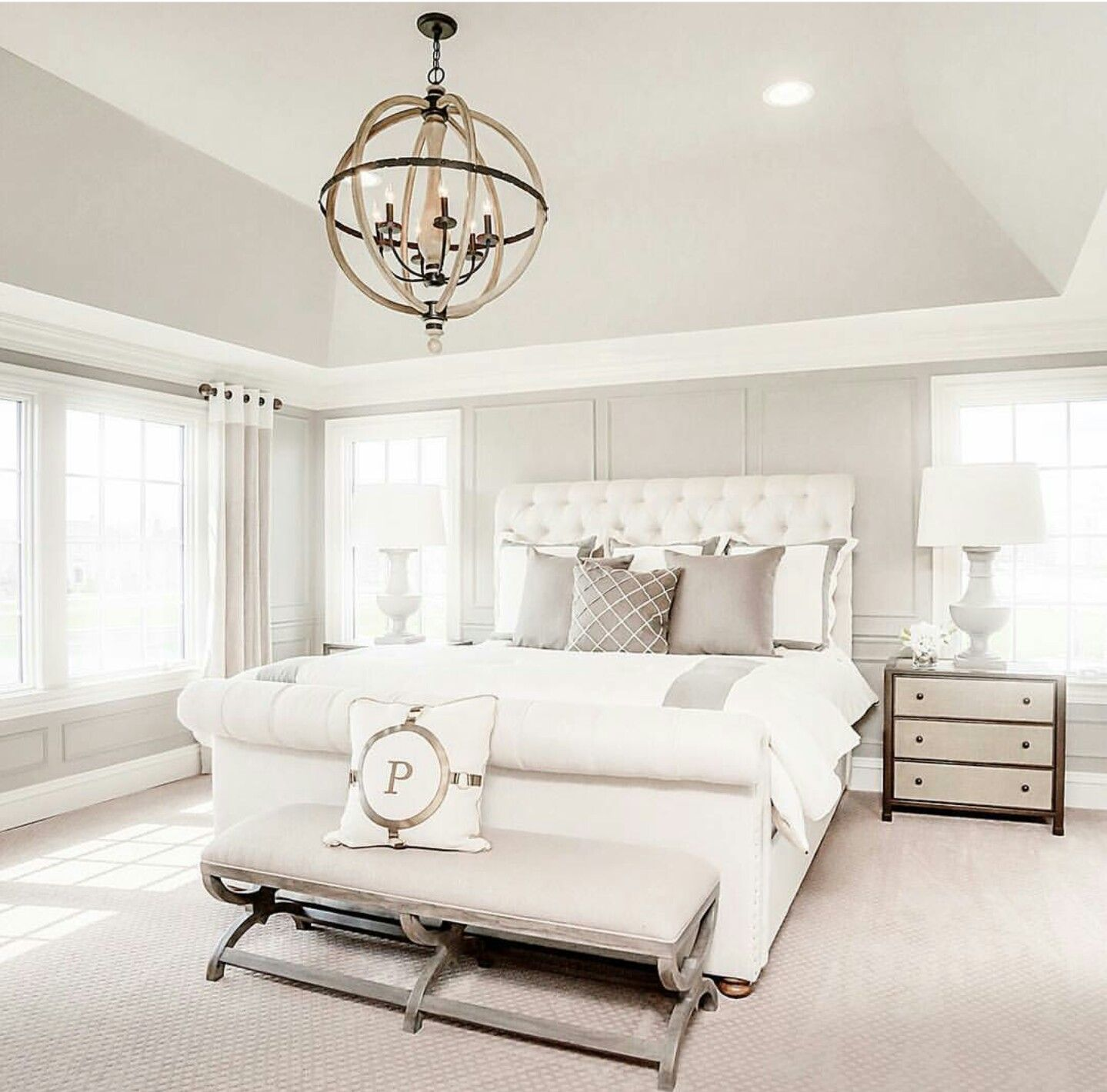 Best Pin By Lin Manzano On Dream House Master Bedroom 400 x 300