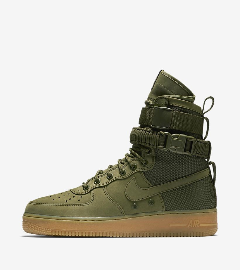 Why Add Winterized Special Field Air Force 1 To Your Shoe Rack