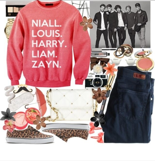 This would be cute for a 1D concert in the winter