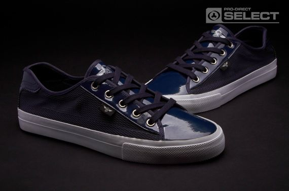 Creative Recreation Kaplan - Mens Select Shoes - Navy Mesh