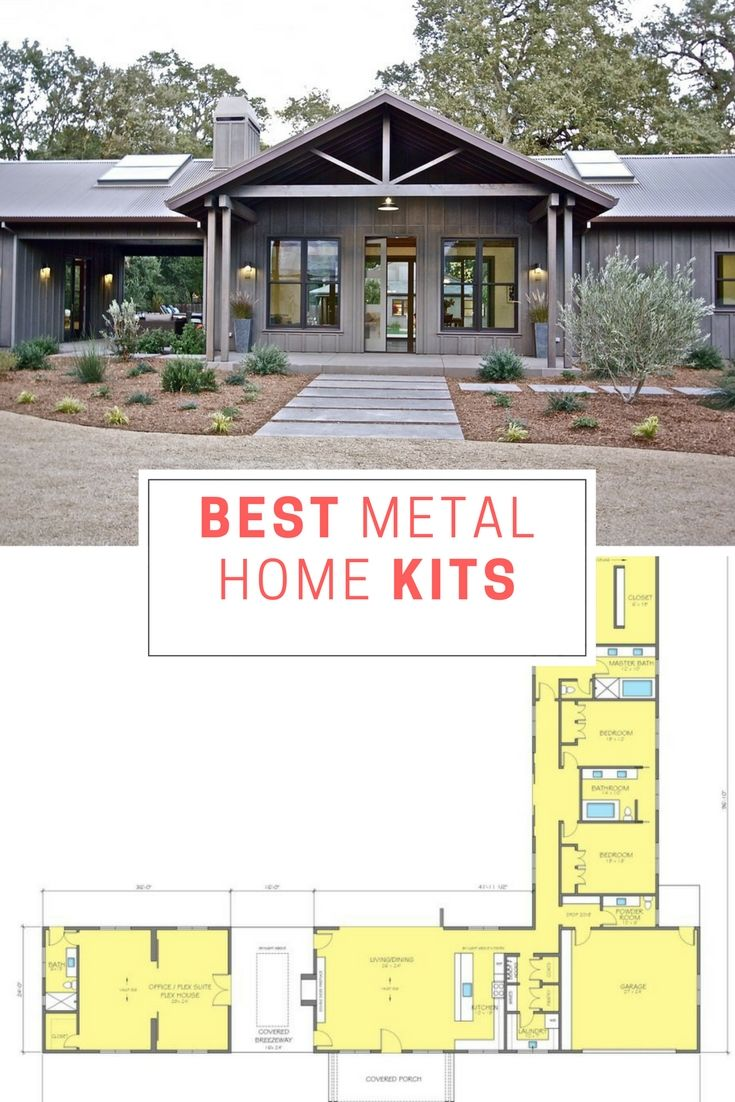 Best Metal Home Kits We Managed To Find Metal Building Answers Metal Building Home Kits Steel Building Homes Metal Barn Homes
