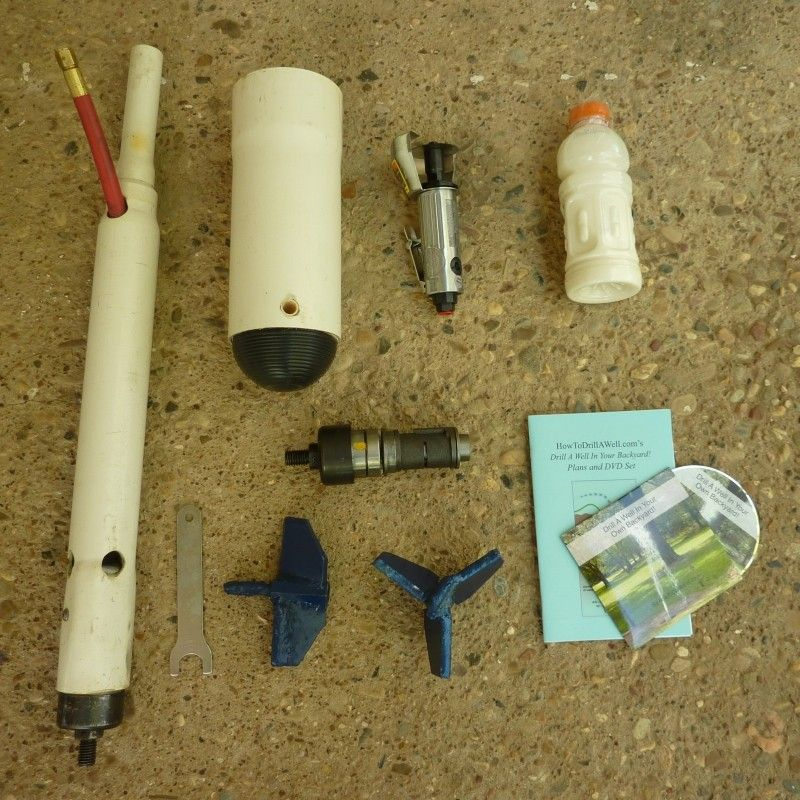 Drill A Water Well In Your Backyard! | Drill, Water well ...