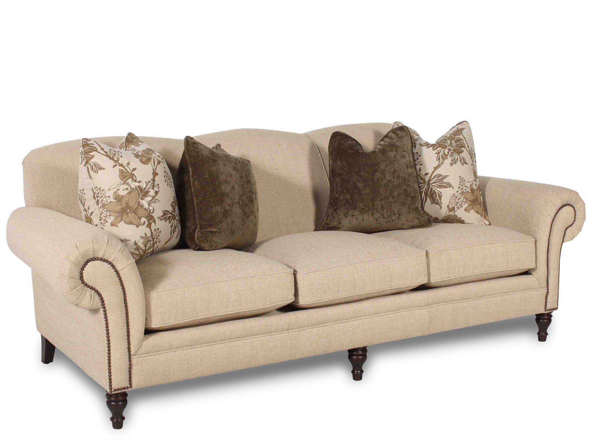 Fine Bernhardt Whitfield Sofa Minus Pillows Mix Match Home Interior And Landscaping Ponolsignezvosmurscom