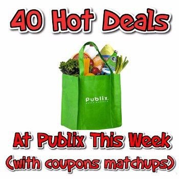 40 Hot Deals at Publix with Coupon Matchups + 4/13 (4/14) - http://couponsdowork.com/publix-coupon-matchups/publix-hot-deals-413414/