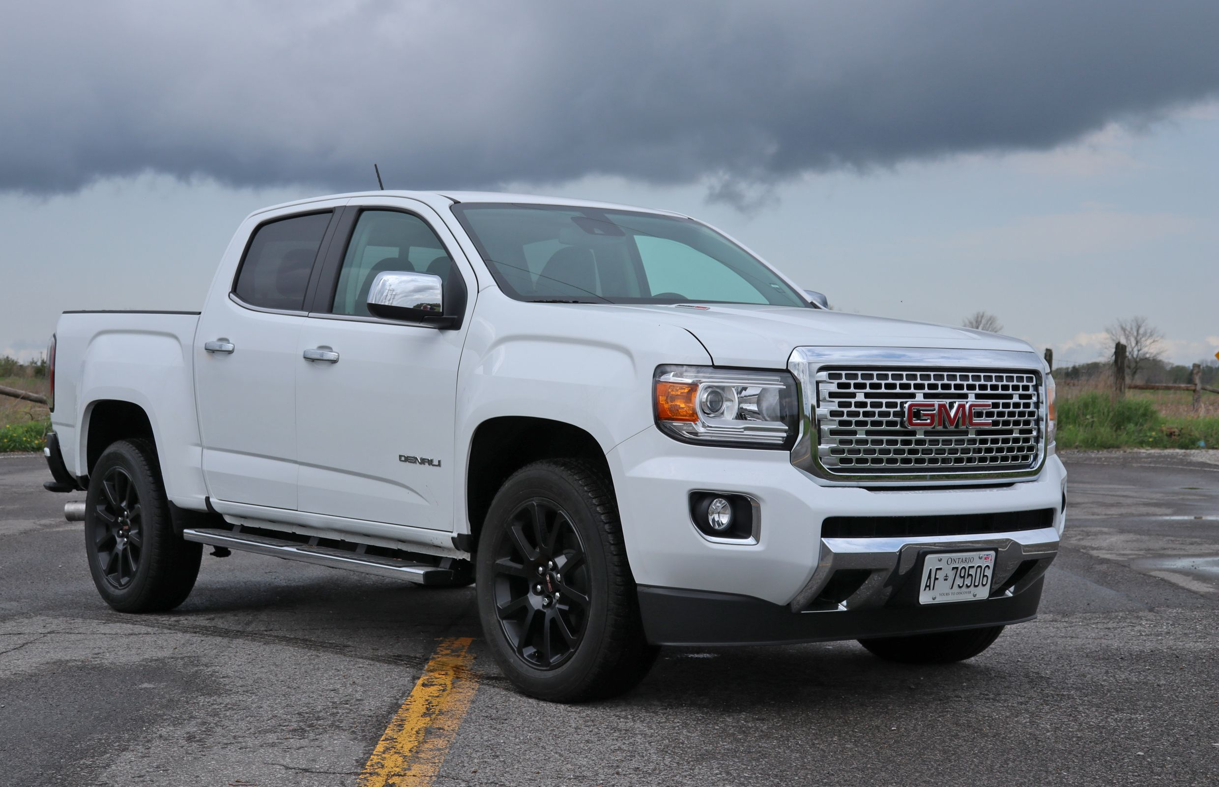 Pickup Review 2018 Gmc Canyon Diesel Canyon Diesel Gmc Canyon