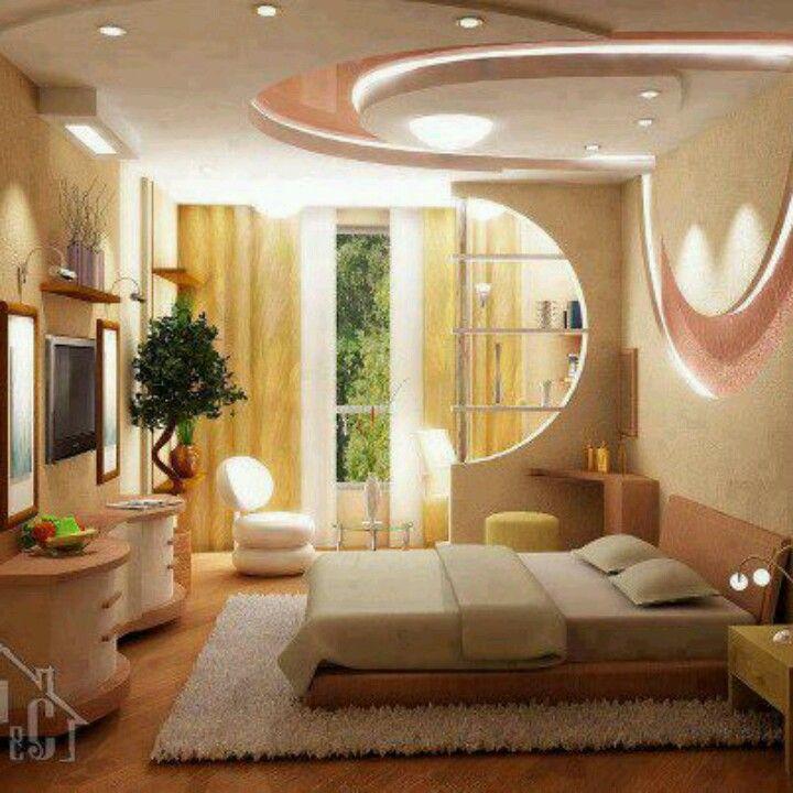 Stylish Eve  Home & Garden  Pinterest  Stylish Eve Bedrooms Unique Pop Ceiling Designs For Bedroom Design Inspiration