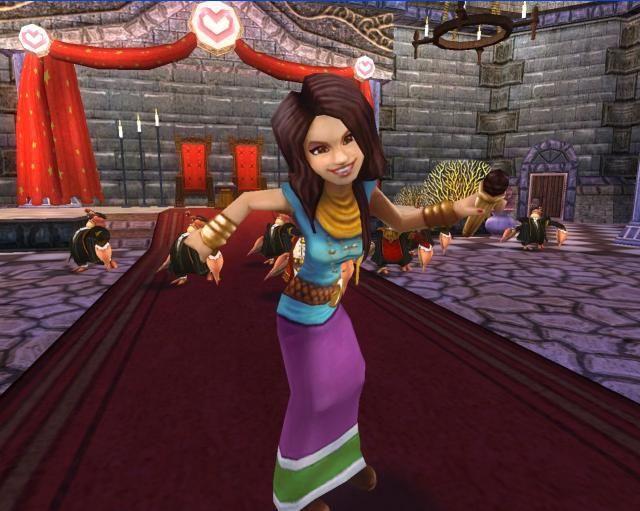 selena gomez actully played wizard 101