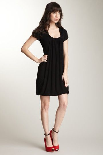 James & Joy Taylor Short Sleeve Dress