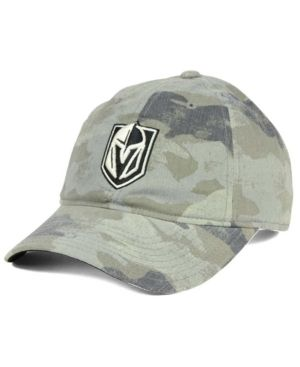 aad57c0806e adidas Vegas Golden Knights Camo Slouch Cap - Sports Fan Shop By Lids - Men  - Macy s