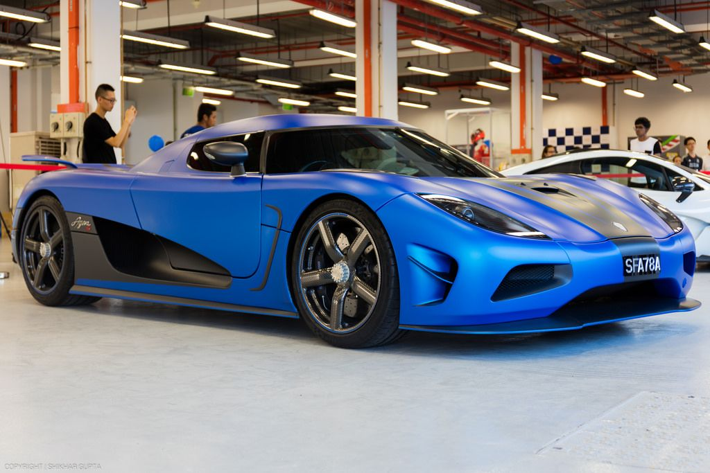 Stunning Blue Agera S Oc 7817 X 5211 See Http Www Classybro Com For More Luxury Cars Blue Car